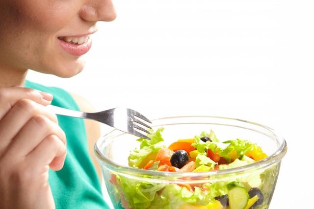 ベジタリアンと野菜