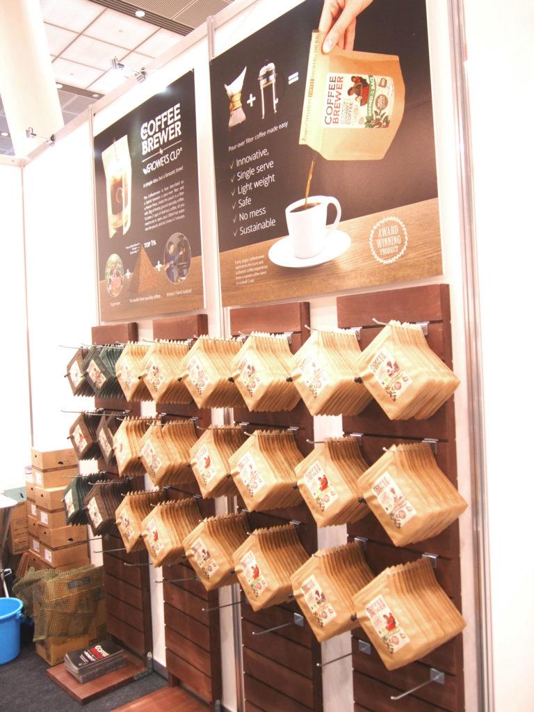ユニバーサルトレーディング株式会社のオーガニックコーヒー