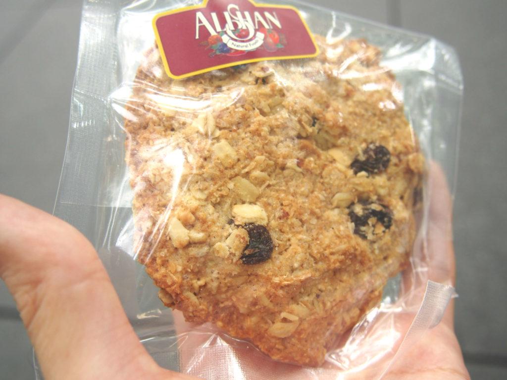 阿里山カフェのクッキー