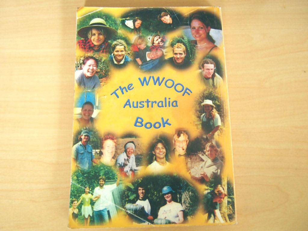 WWOOFオーストラリアの本