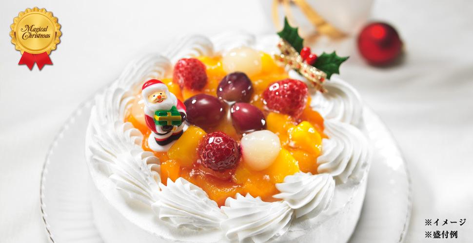 米粉と豆乳クリームのケーキ 5号
