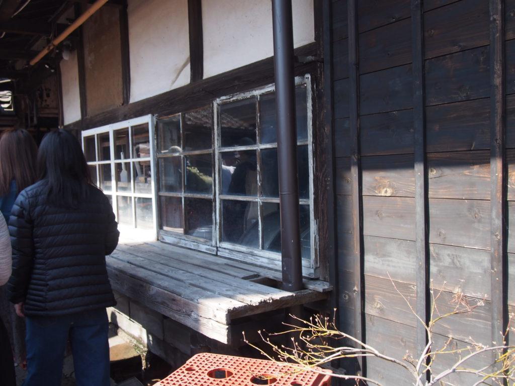 寺田本家の蔵