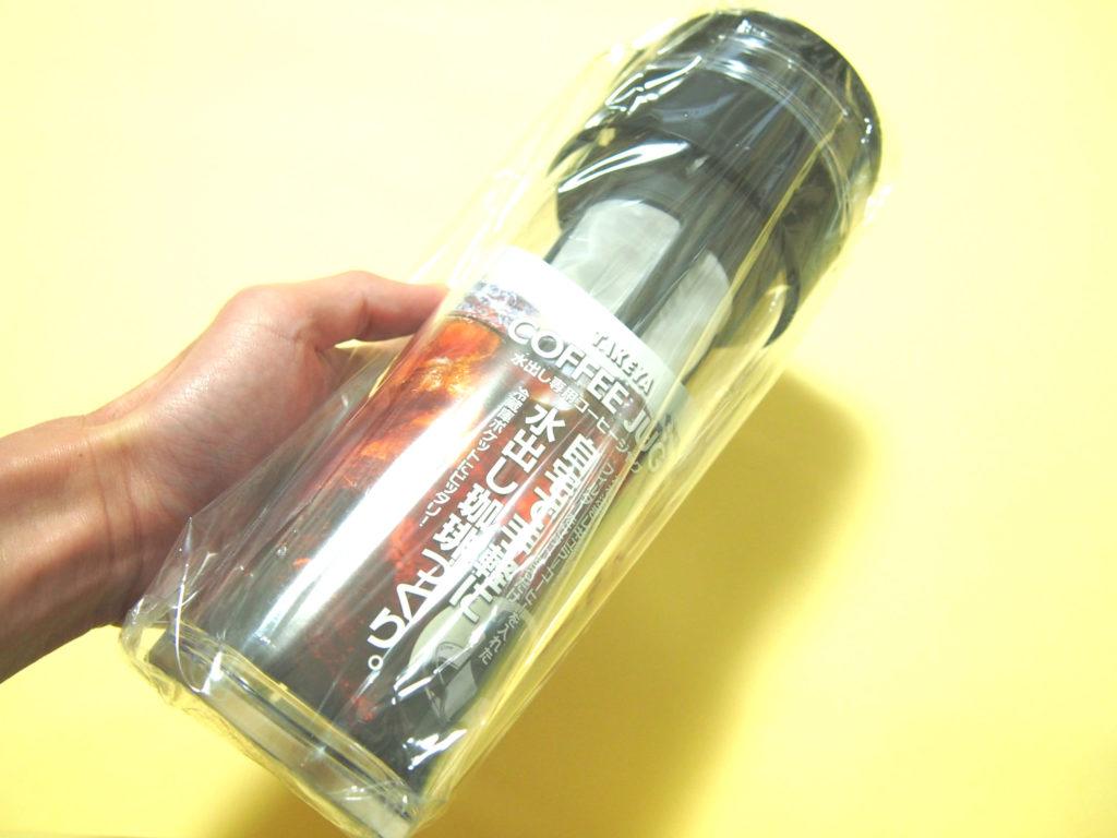 タケヤ化学工業の水出しコーヒーポット