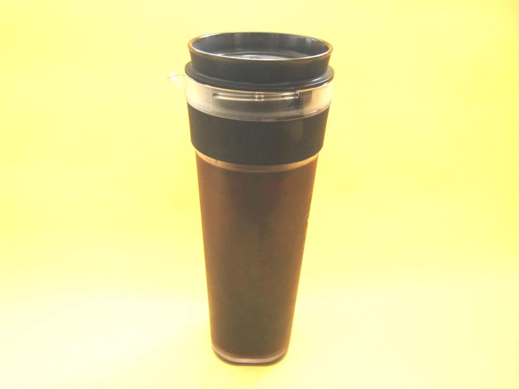水出しコーヒー完成