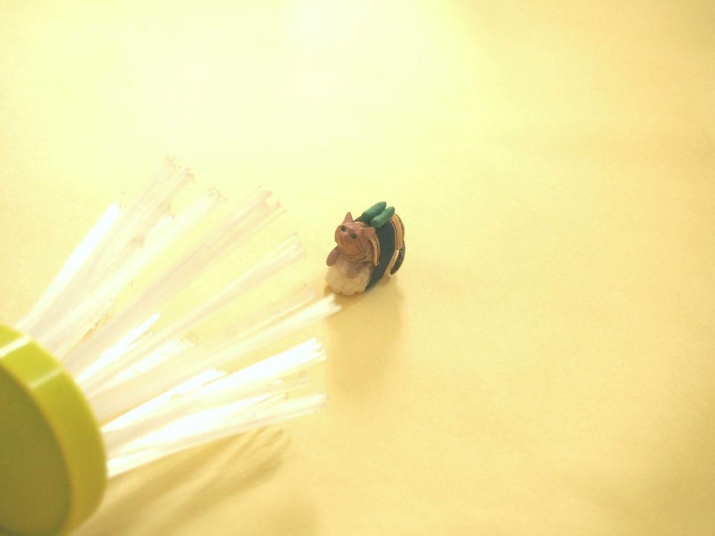 虫虫ゲッターで捕獲実演