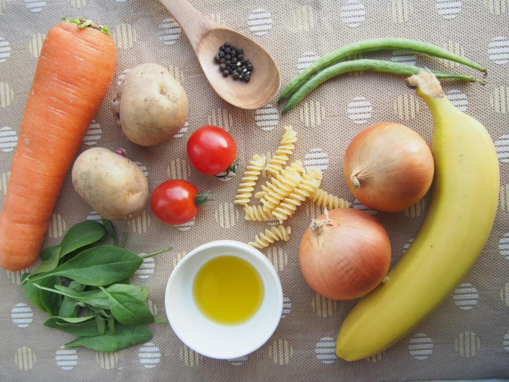 有機野菜(ベジタリアンイメージ)