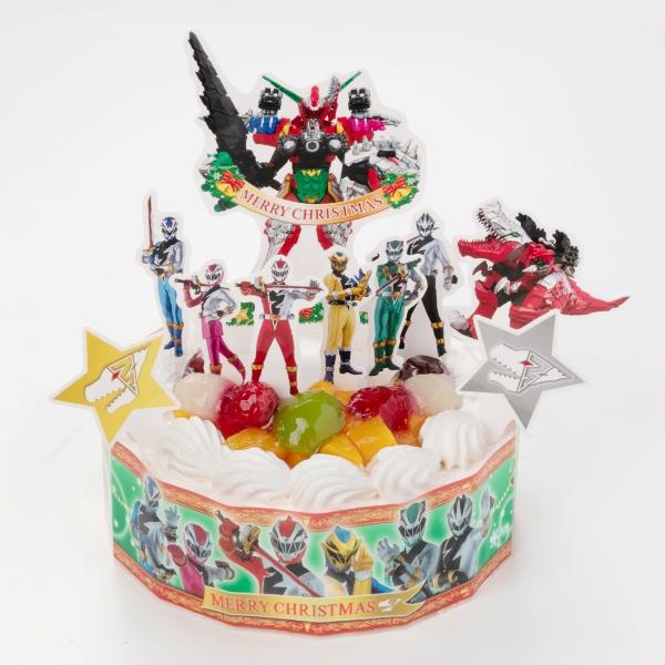 キャラデコクリスマス騎士竜戦隊リュウソウジャー