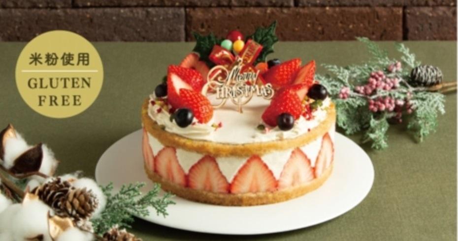 嘉山農園 苺のショートケーキ