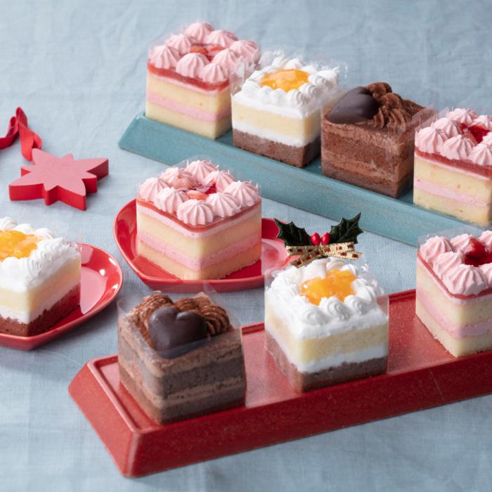 クリスマスアソートケーキ