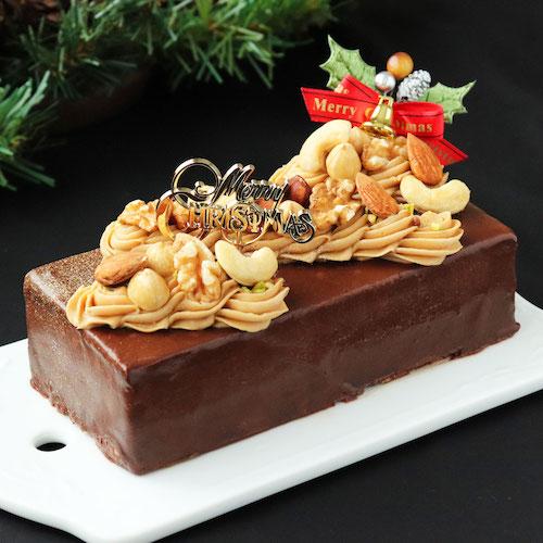 リッチ・ショコラ〜豆乳カラメルクリーム