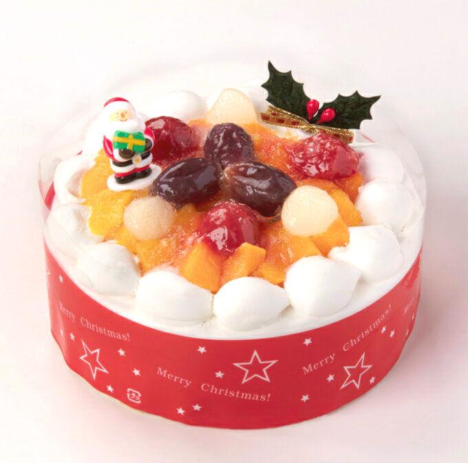 クリスマスフルーツケーキ