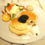 天使のヴィーガンパンケーキ