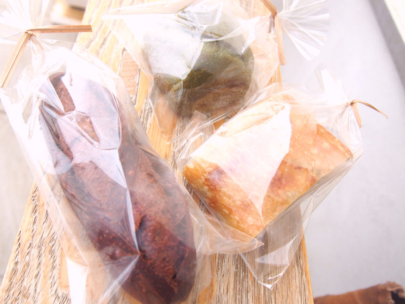 リフィート(LIFEAT)のパン
