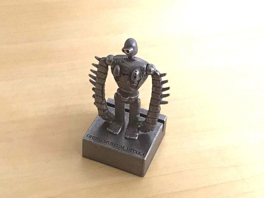 ロボット兵のスタンド