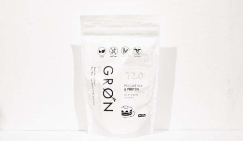 GRON パンケーキミックスアンドプロテイン