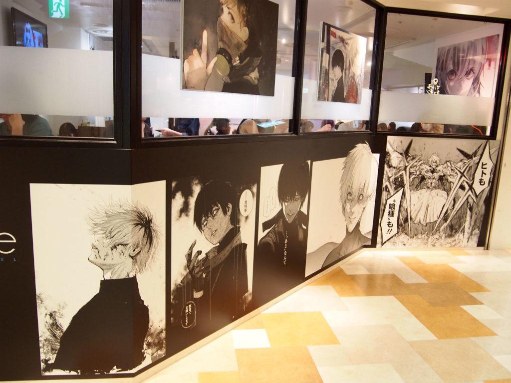 東京喰種:re CAFE (まとめ用画像)