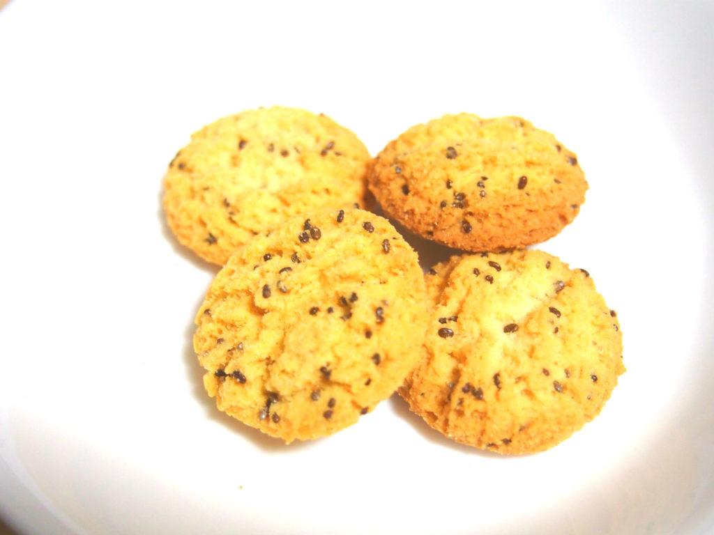 豆乳おからクッキー