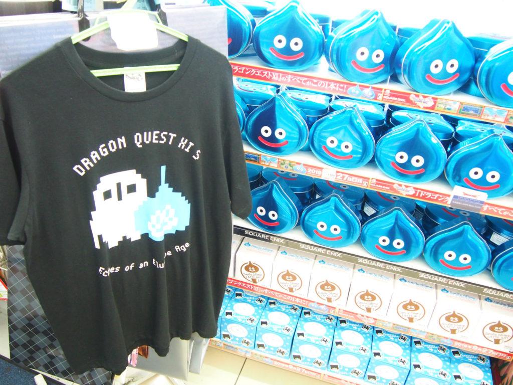 ドラクエのTシャツ