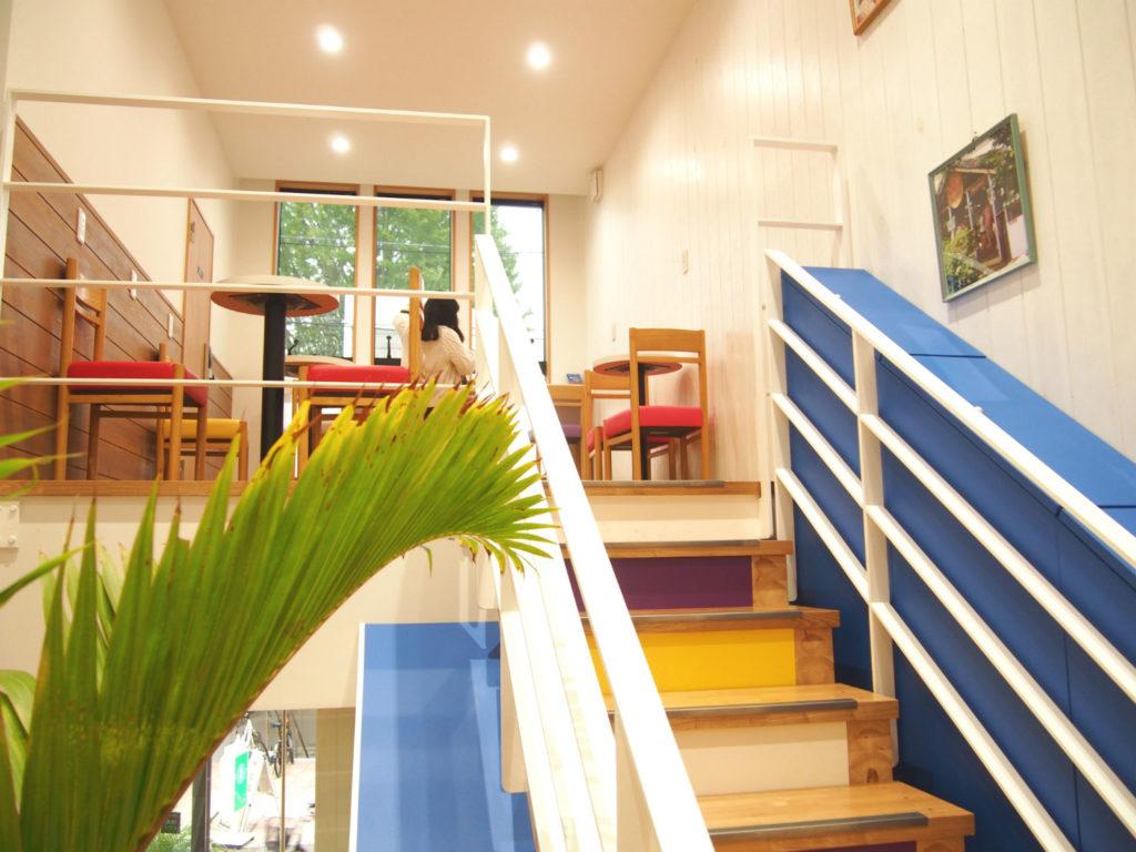 ココナッツグレン(COCONUT GLEN'S)の階段
