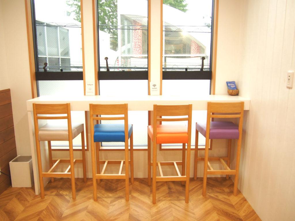 ココナッツグレン(COCONUT GLEN'S)3階の席