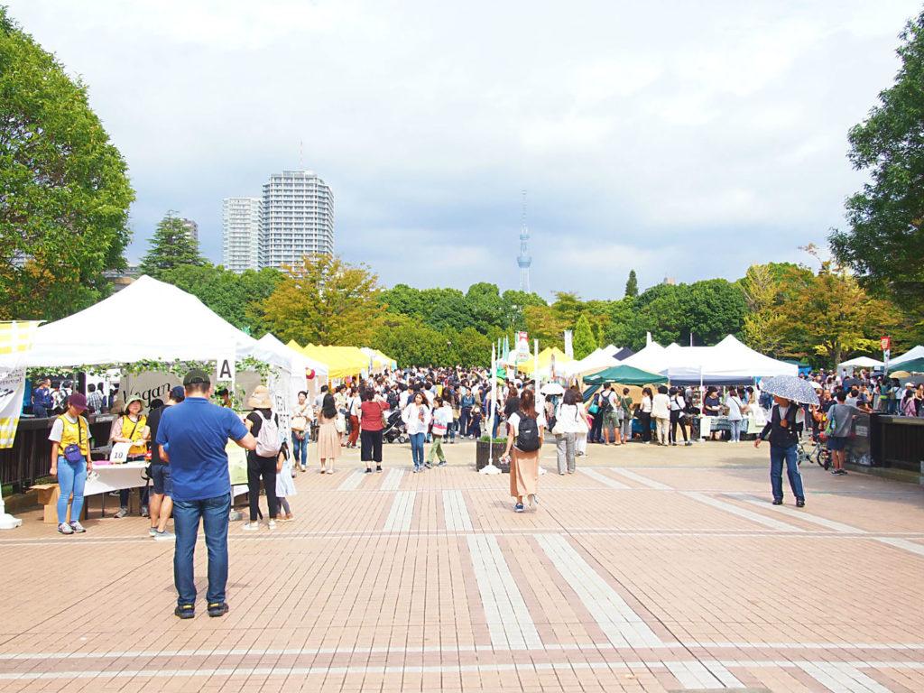 ビーガングルメ祭り(東京)