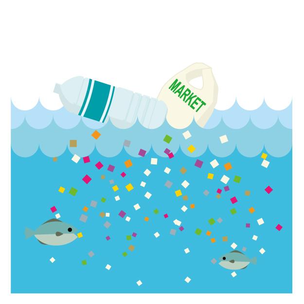 マイクロプラスチックの問題って簡単に言うとなに?